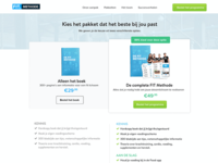 FIT Methode Pricing Page