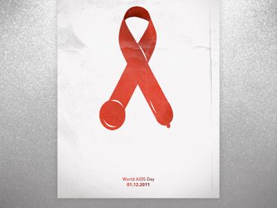 World AIDS Day Campaign world aids day ad adv campaign condom ribbon