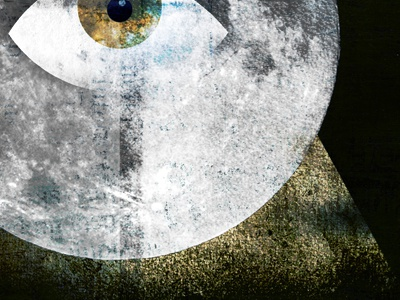[Detail] LP Cover - The Last Guardian cd cover eye graphic guardian lp music