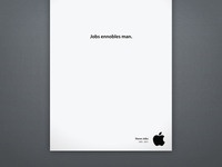 [AD] Jobs Ennobles Man
