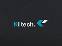 [Logo Design] KI tech