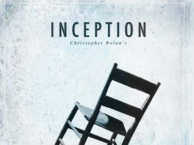 [Poster Design] Inception poster design illustration movie alternative