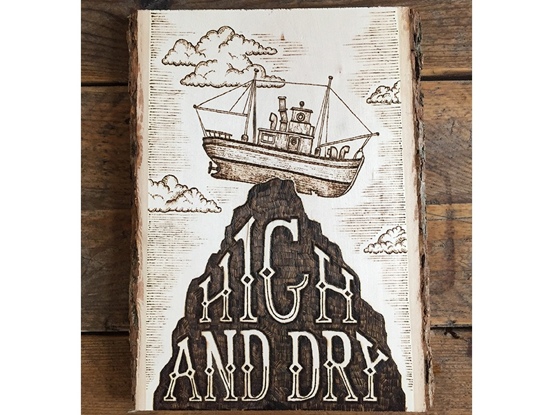 High And Dry By Biggs Studio On Dribbble