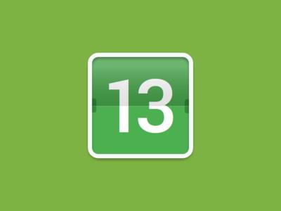 Sketch Calendar Icon   Freebie