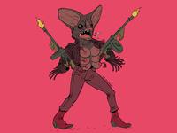 BGC: Titty-Bat