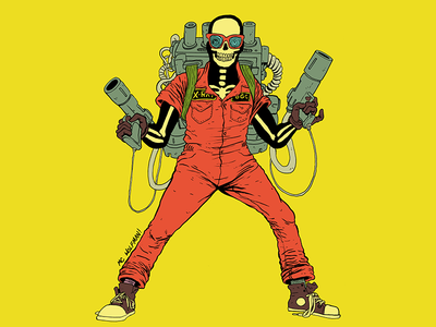BGC: X-Ray Kid