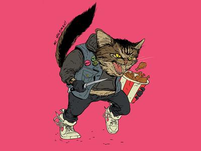 BGC: Alley-Cat
