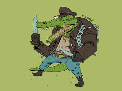 BGC: Alley-Gator