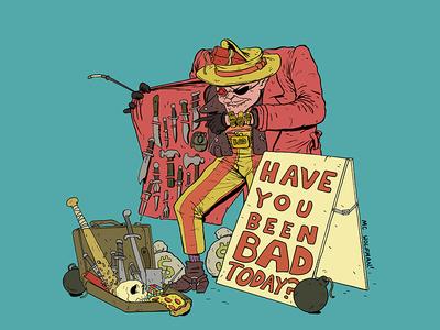 BGC: The Bad Guy