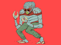 BGC: Metaluna-Mutant