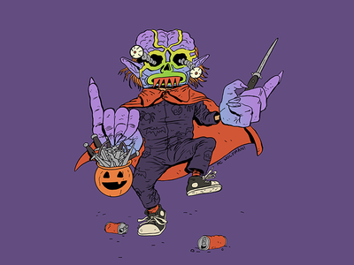 BGC: Costume-Kid