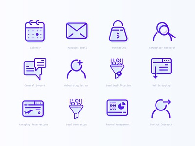 Invisible Tech. - Icon Pack