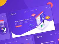 Hibyte - Homepage Exploration