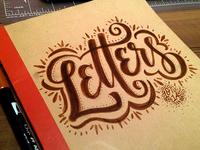 New Sketchbook #2?