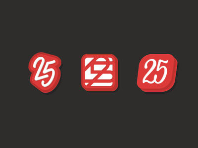 25 Realty - Logo Concepts