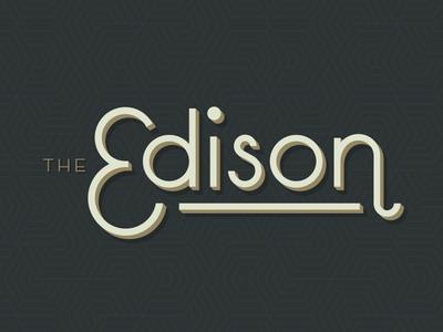 Edison Custom Type
