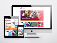 Tagnext - Responsive Web Design