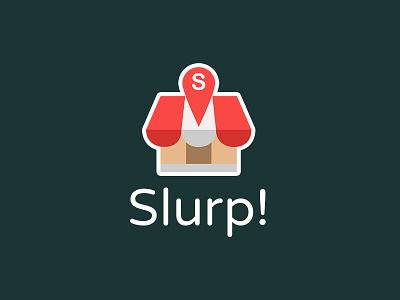 Slurp Logo app logo vector