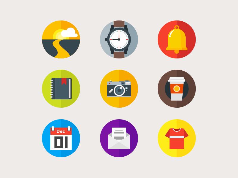 Graphicstall Free Icon Set flat icon simple flaticon iconset free