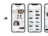 Adidas Concept App