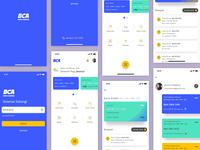 BCA Mobile Banking - Redesign (Concept)
