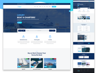 Davit – Yacht Charter Booking and Buy-Sell html template wordpress theme yachting travel tours ship sea sailing ocean marina cruise charter catamaran boat sell buy yacht club booking character