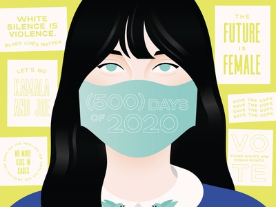 (500) Days of 2020 portrait jess day new girl washington moument washington dc dc abolish ice trans rights usps feminist black lives matter biden harris vote twitter protest quarantine mask 2020 zooey deschanel 500 days of summer
