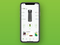 Voice Assistant ( Bruvida coffee tracking feature )