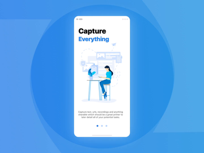 App Onboarding figma principle after effects animation user interface interaction design user experience mobile app design application design ios onboarding flow onboarding onboarding illustration app