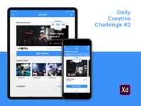 Daily Creative Challenge #02