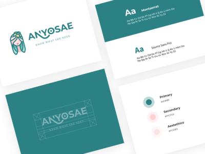 Anyosae Brand Kit