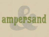 Atlas — Ampersand