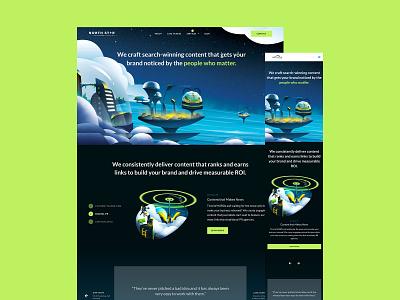 North Star Inbound Homepage
