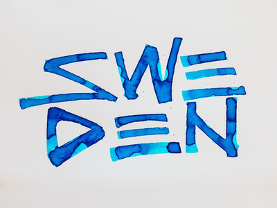 Sweden hand lettering lamy sweden lettering ruling pen