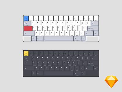 HHKB sketch keyboards keyboard hhkb