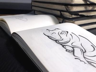 Sketchbook Selects Part 1 drawing illustration vector inking sketchbook