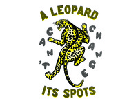 A Leopard Can't Change Its Spots