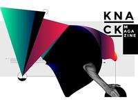 Knack Magazine Cover