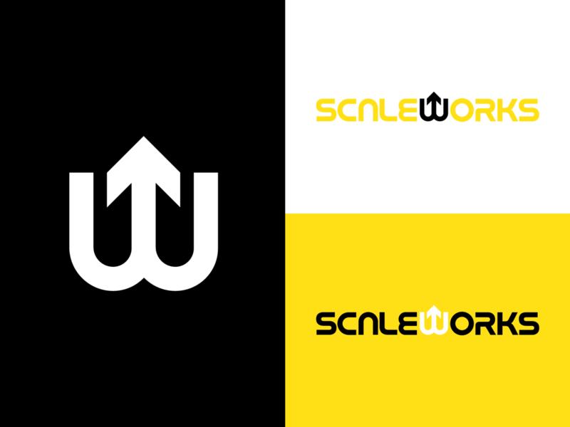 Scaleworks Logo Exploration