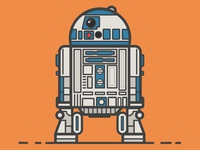 R2-D2 | One Year Anniversary