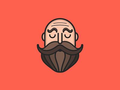Bald Beard | No Shave November bald beards november no shave noshember movember