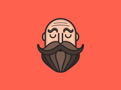 Bald Beard   No Shave November