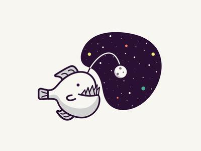 Space Anglerfish