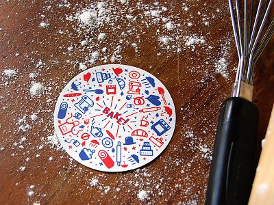 Bake!   Decals uk great british bake off bake decals