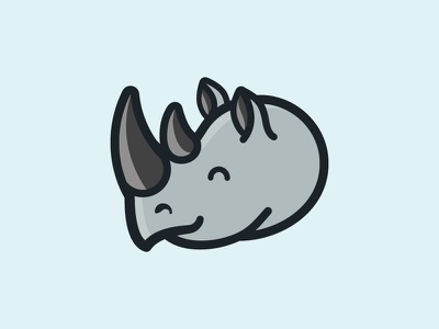 Rhinoceros animal rhino endangered species