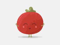 Blushing Tomato