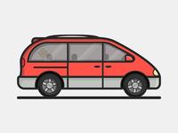 I Really Hate Minivans