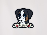 Obi Good Boy | Sticker