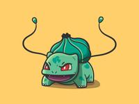 May's Bulbasaur | Vine Whip
