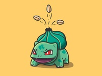 May's Bulbasaur | Worry Seed